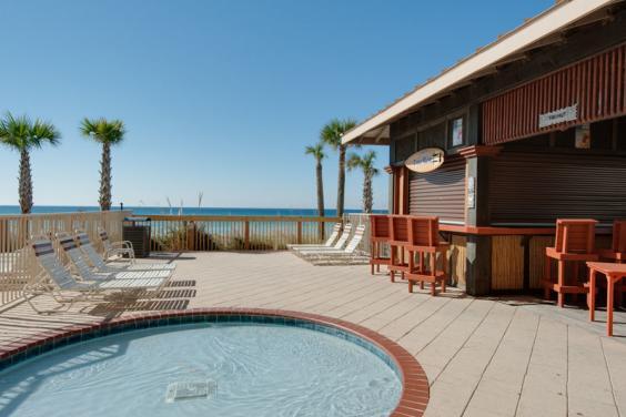 Gulf Crest Tiki Hut