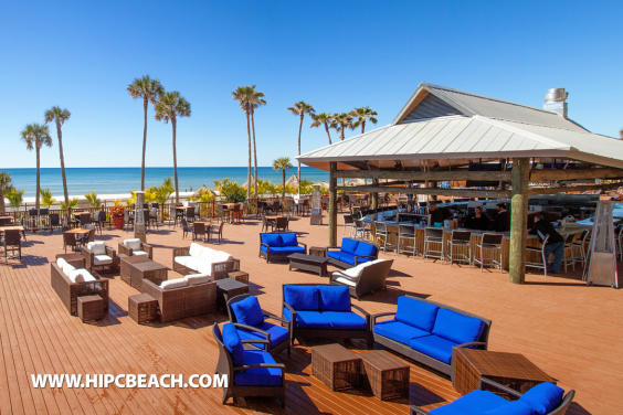 Holiday Inn Resort Oasis Deck