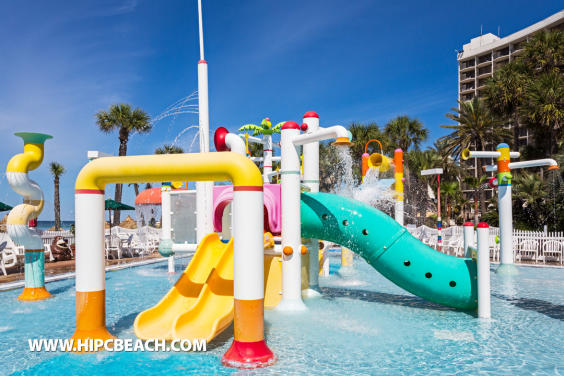 Holiday Inn Resort water playground Aqualand