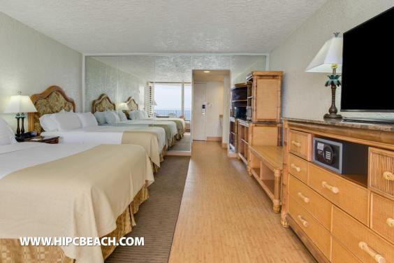 Holiday Inn Resort Gulf Front Balcony Rooms