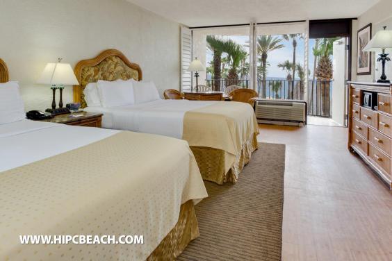 Holiday Inn Resort Gulf Front Hotel Rooms