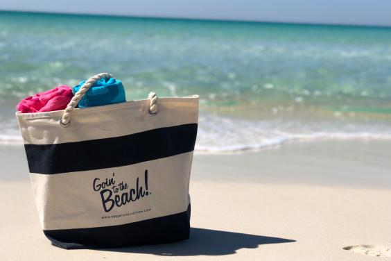 Goin' to the Beach Bag