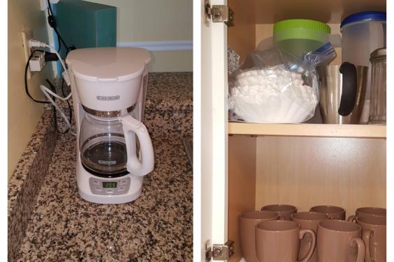Kitchen Coffee