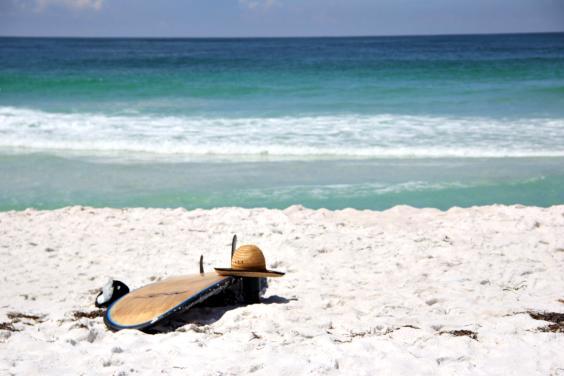 Relax at Shell Island Shuttle Panama City Beach