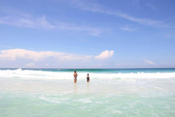 Shell Island Panama City Beach Family Fun