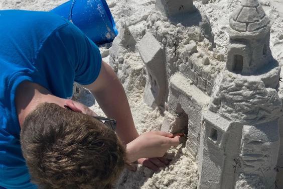 Carving Castle