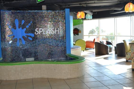 Splash Lobby