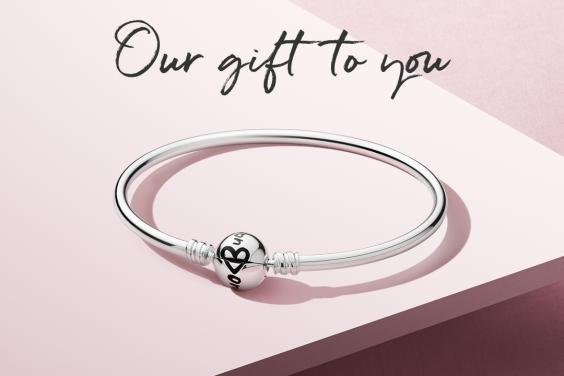 Pandora May 2-6th Free Bangle Special