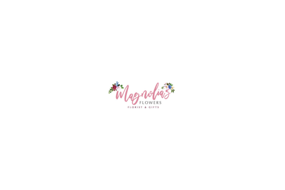 Magnolia's Flowers Logo