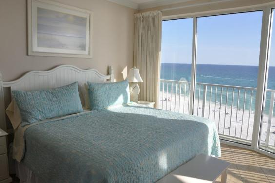 Boardwalk Unit # 703 Master Bedroom