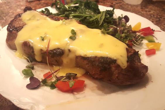 NY Strip Steak PCB-Casual Family Dining-Boars Head Restaurant