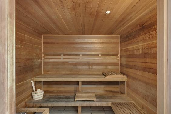 Ocean Villa Sauna