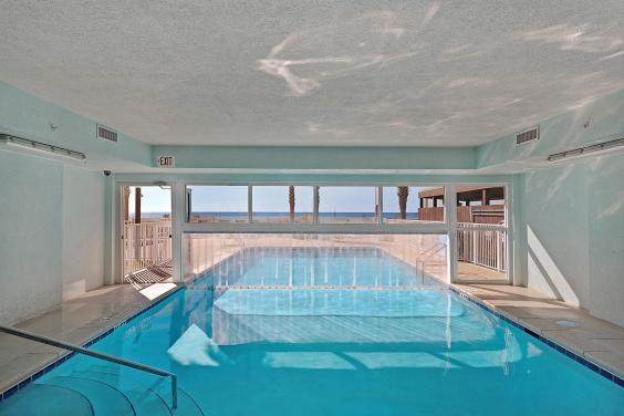 Indoor/Outdoor Heated Pool
