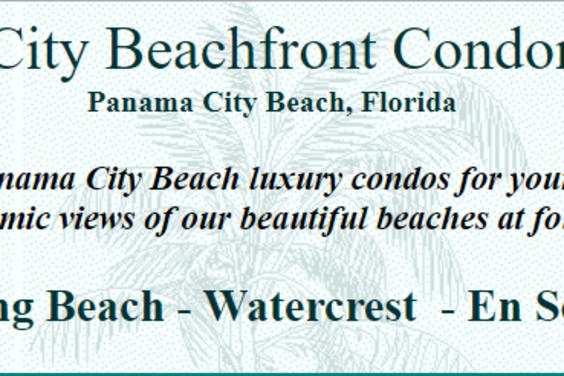 Panama City BeachFront Condos