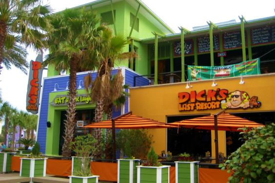 Stor Dicks restaurant