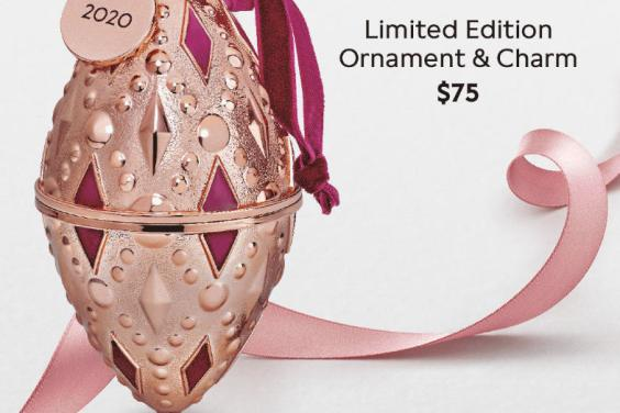 Pandora Ornament 2020