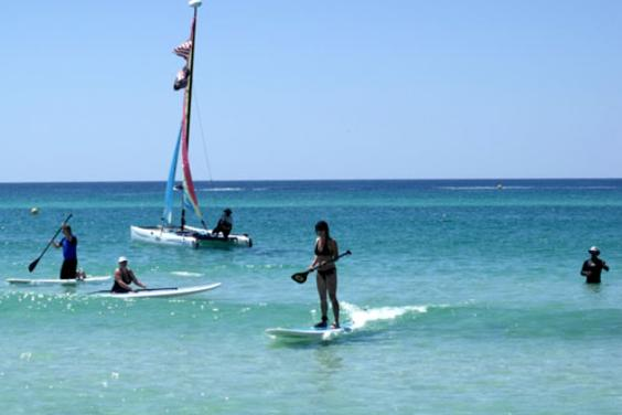 Onsite Watersport Activities