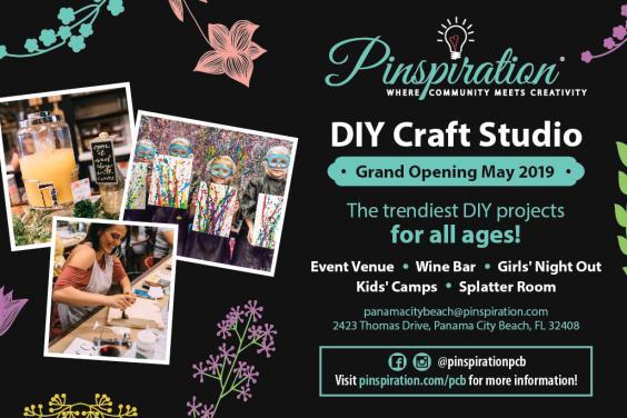 DIY Arts and Crafts Studio
