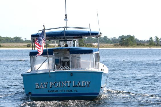 Bay Point Lady Island Shuttle