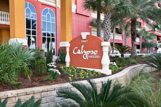 Calypso Entry