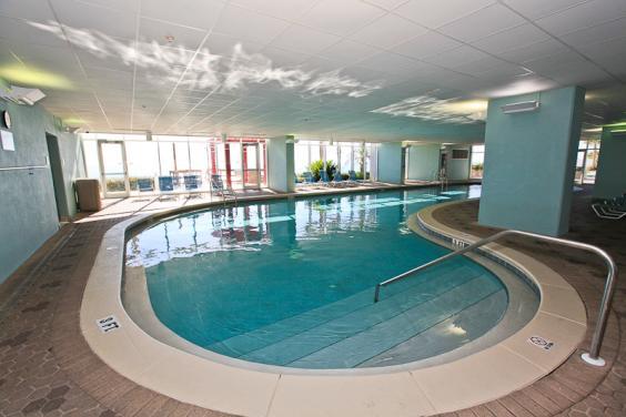 Majestic Beach Tower Indoor Pool