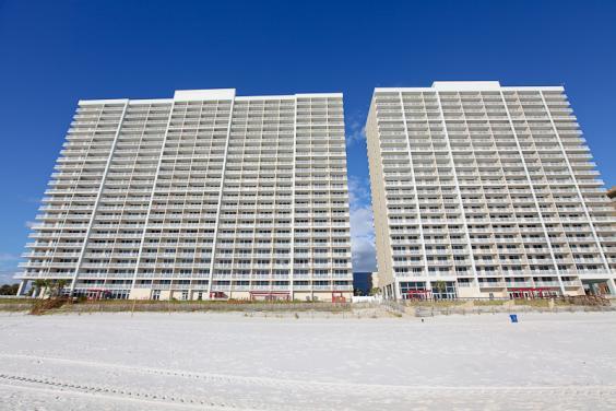 Majestic Beach Tower Beachfront