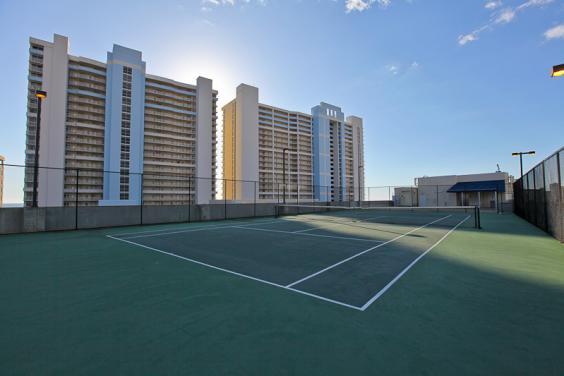 Majestic Beach Tennis Courts