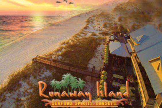Runaway Island LOGO