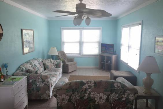 Roost Living Area