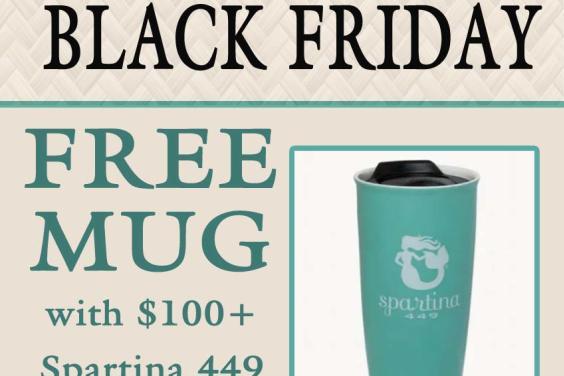 Spartina Free Mug