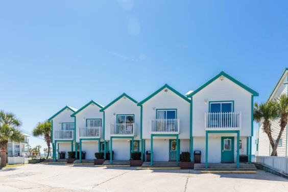 Beachfront Townhomes