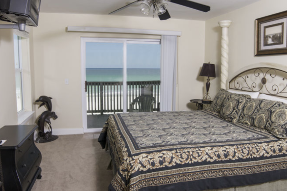 First of TWO Gulf front Master bedrooms!