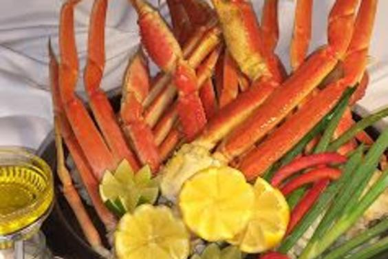 Seafood-PCB-Snow-Crab-Legs-Casual Fine Family Dining-Boars-Head-Restaurant