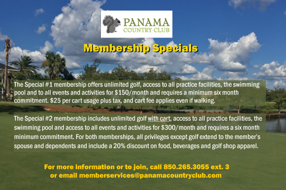 Special #1 & #2 memberships