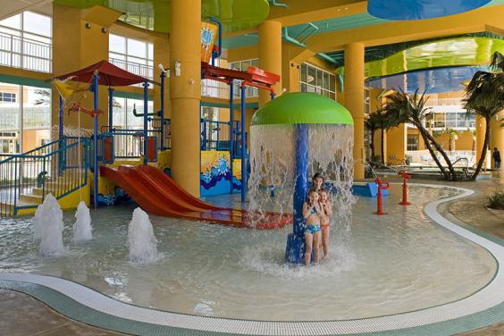 Splash Waterpark Area