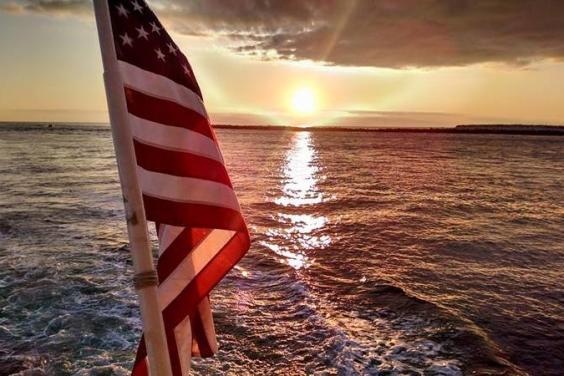 Stars, Stripes and Sunsets on the CAIII