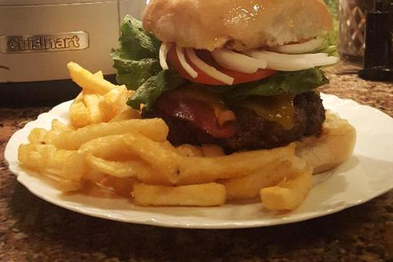 Steak Burger-Boars Head Restaurant PCB