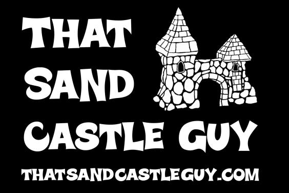 That Sandcastle Guy Logo