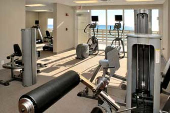 Tidewater - Fitness Center