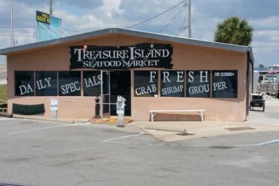 Treasure Island Seafood Market