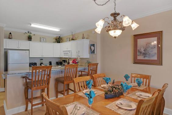 Dining Area Unit 1304