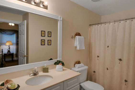 Guest Bathroom Unit 1304