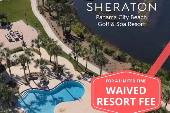Waived Resort FEe