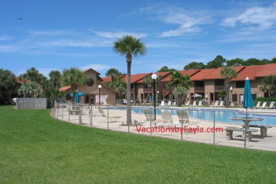 Large Island Pool