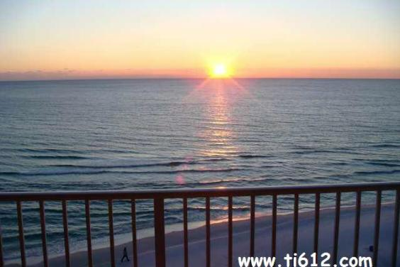 Tina's Treasure Island 3 BR Luxury Beach Condo - 802 sq ft wrap balcony