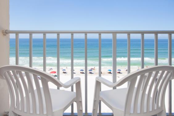 Beachside Resort Panama City Beach View