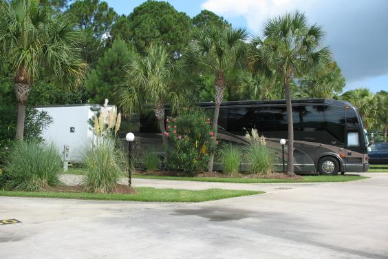 Emerald Coast RV Beach Resort