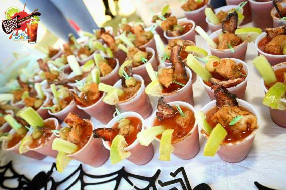 2nd Annual Bloody Mary & Music Festival