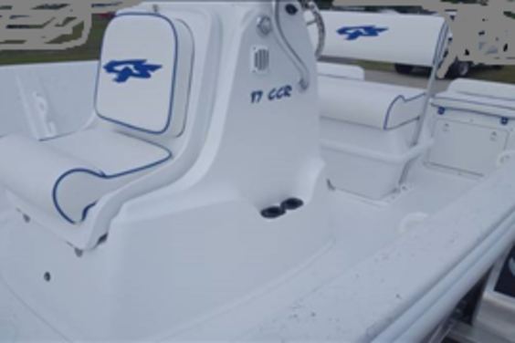 2019 Glasstream CCR 17 center Console Fishing Boat for Rent