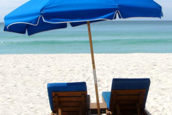 Free Beach Service with Rental
